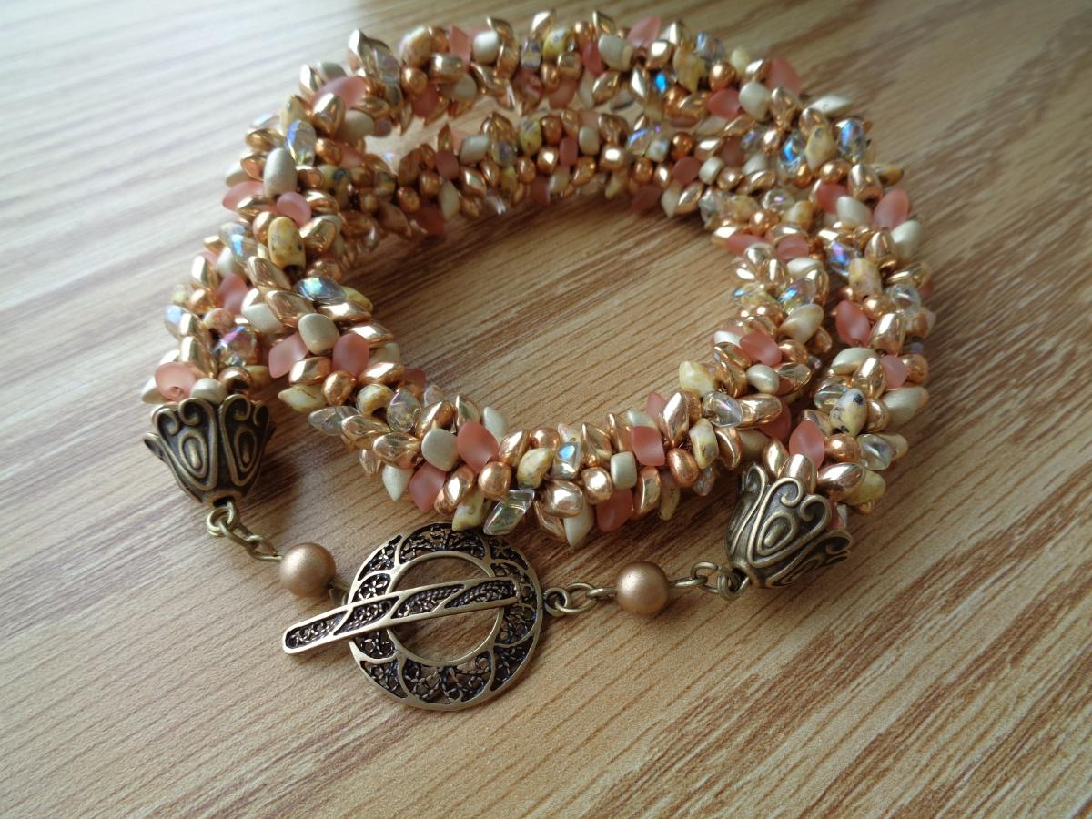 Beaded Kumihimo Braids and How to Plan Them | Wescott Jewelry