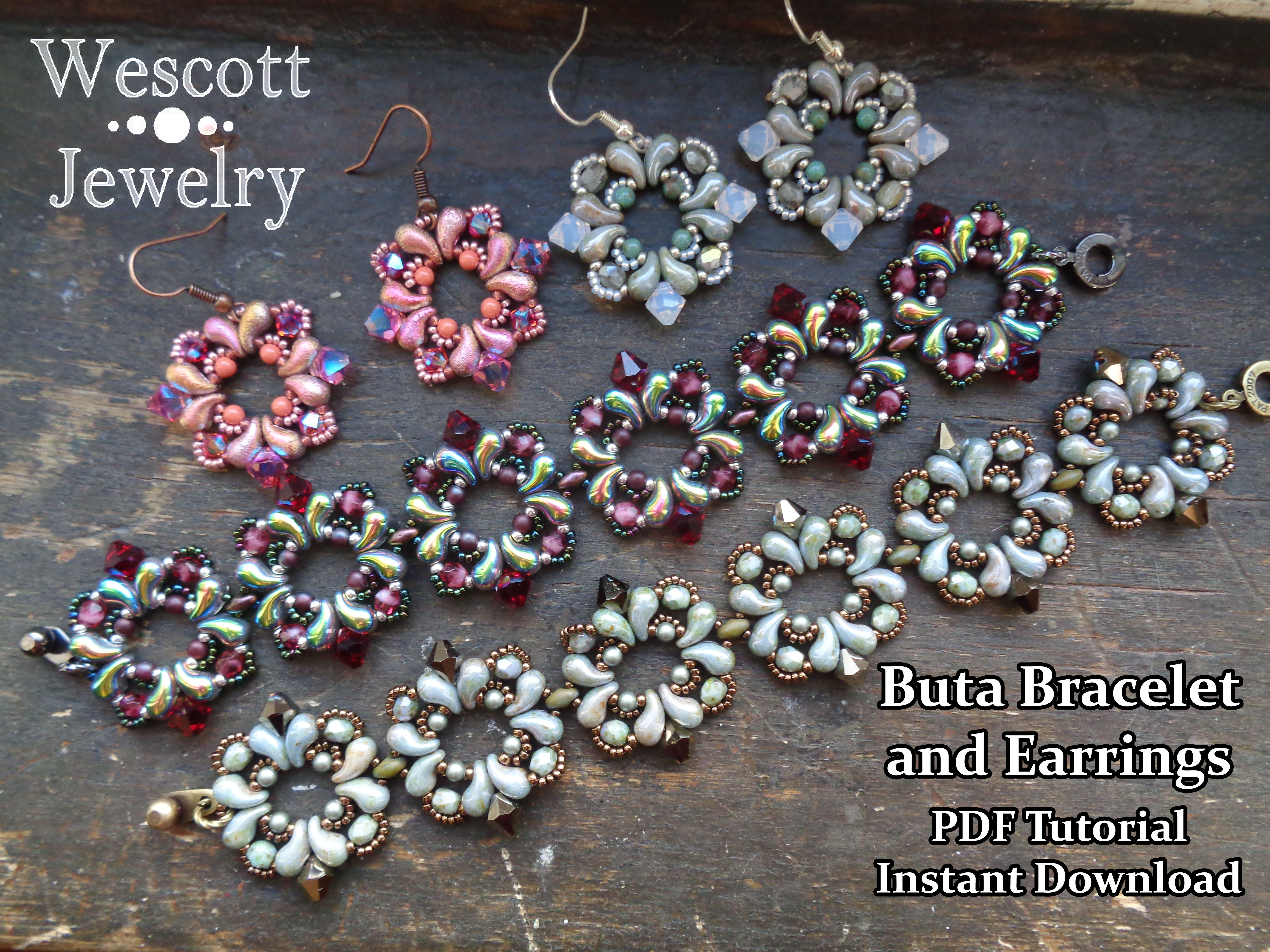 Wescott Jewelry | Welcome to my Virtual Craft Room