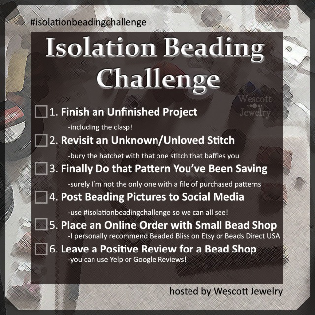 isolationbeadingchallenge